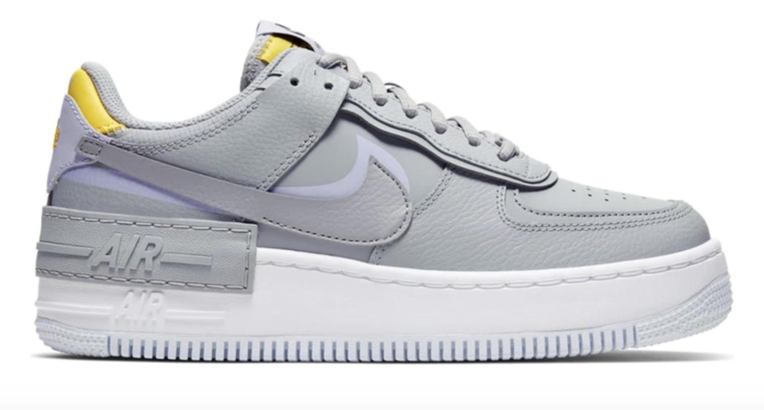 Nike Air Force 1 Shadow Wolf Grey