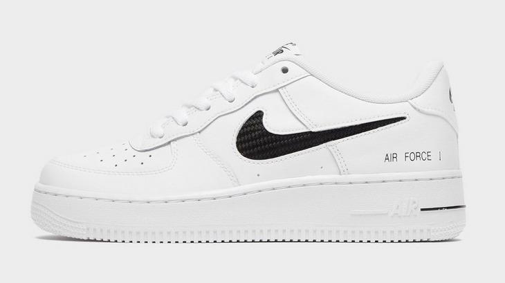 Nike Air Force 1 White Black