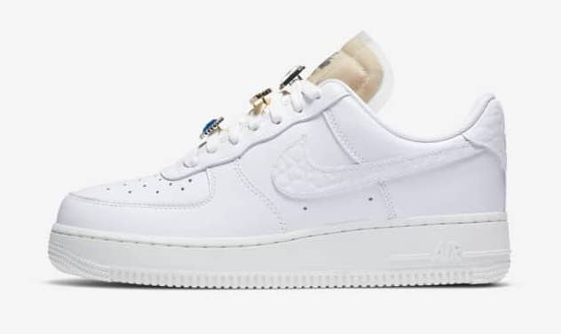 Nike Air Force 1 White Lace