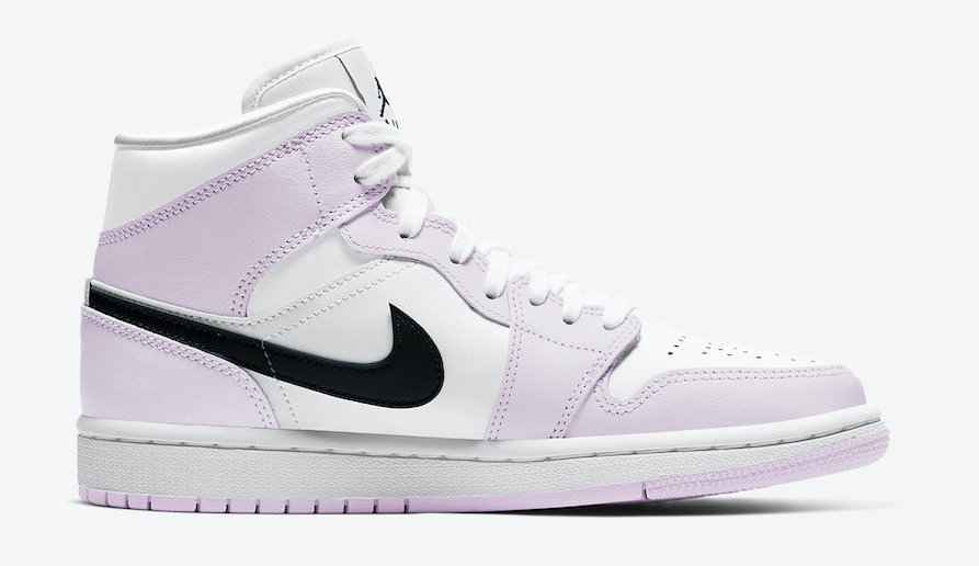 especificar Síntomas Abundante  We've Fallen In Love With This Lilac-Tinted Air Jordan 1 | The Sole Womens