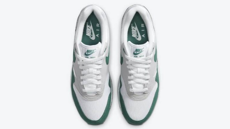 Nike Air Max 1 Anniversary Hunter Green Middle thumbnail image