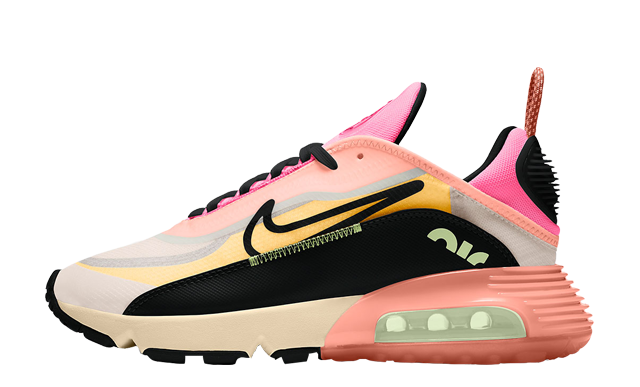 Nike Air Max 2090 Barely Volt Pink Glow
