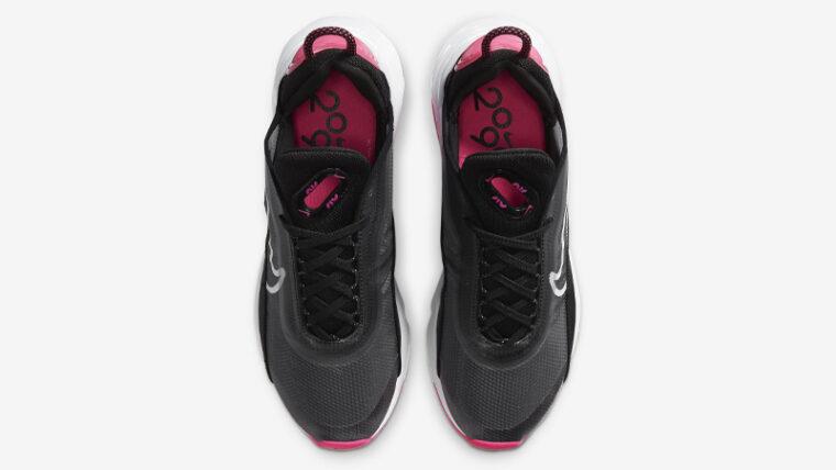 Nike Air Max 2090 Black Pink Blast Middle thumbnail image