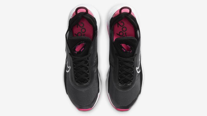 Nike Air Max 2090 Black Pink Blast Middle