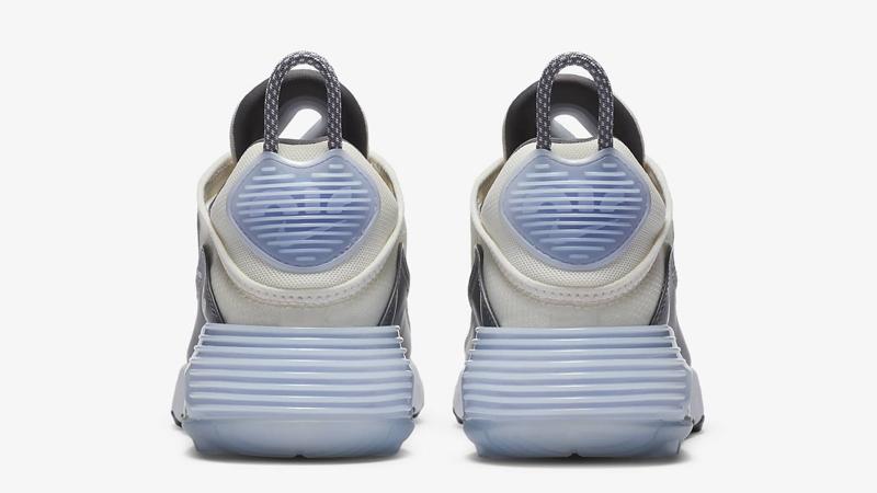 Nike Air Max 2090 Sail Cool Grey Back