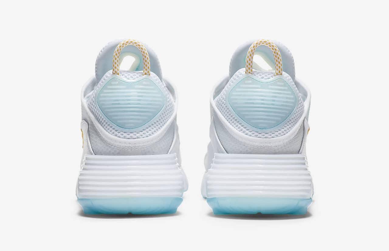 Nike Air Max 2090 White Glaicer Blue