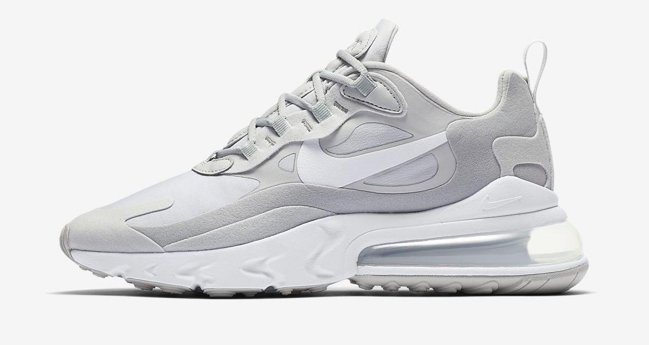Nike Air Max 270 React Grey
