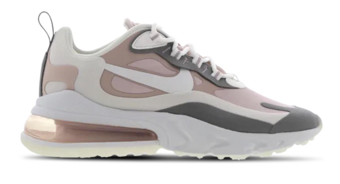 Nike Air Max 270 React Plum Chalk