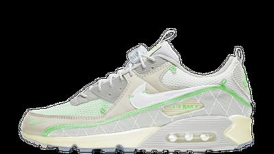 Air Max 90 'Sail Neon Green'