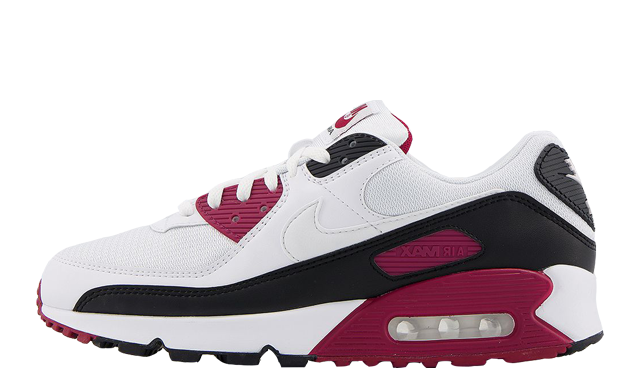 Nike Air Max 90 White Chile Red