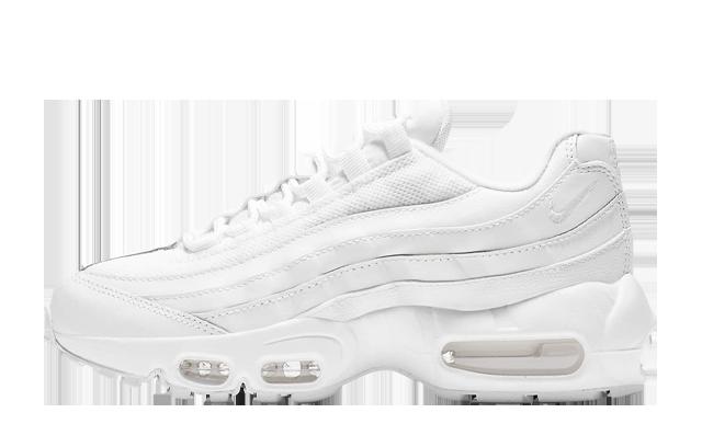 Nike Air Max 95 Recraft GS White