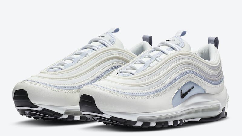Nike Air Max 97 Ghost Front