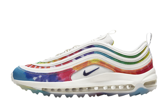 Nike Air Max 97 Golf Tie Dye
