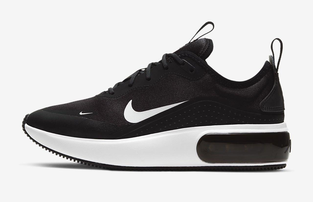 Nike Air Max Dia Black White