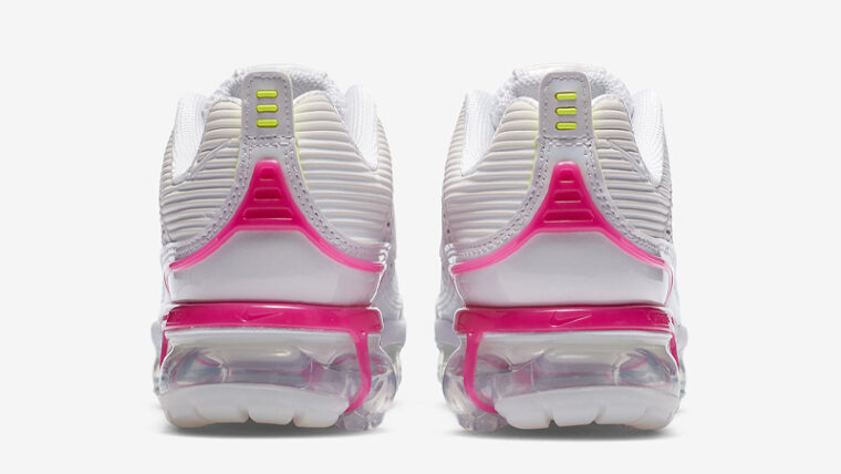 Nike Air Vapormax 360 Fire Pink Volt Back thumbnail image