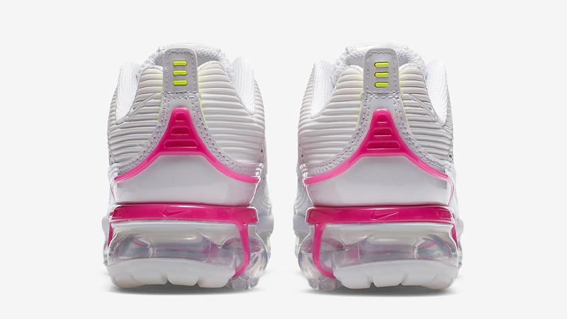 Nike Air Vapormax 360 Fire Pink Volt Back