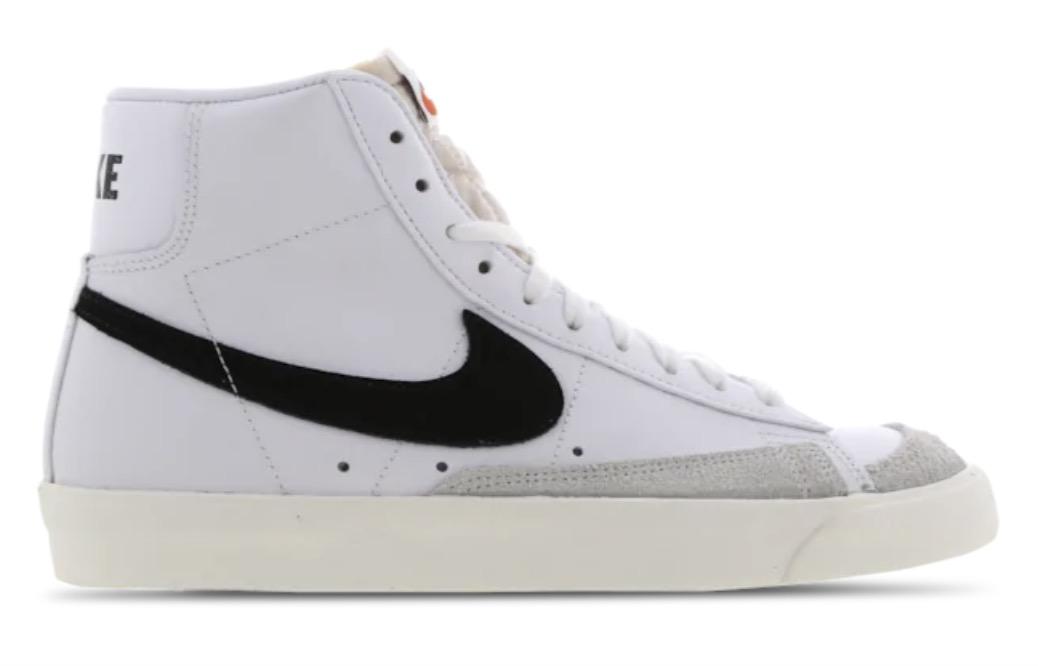 Nike Blazer Mid White Black