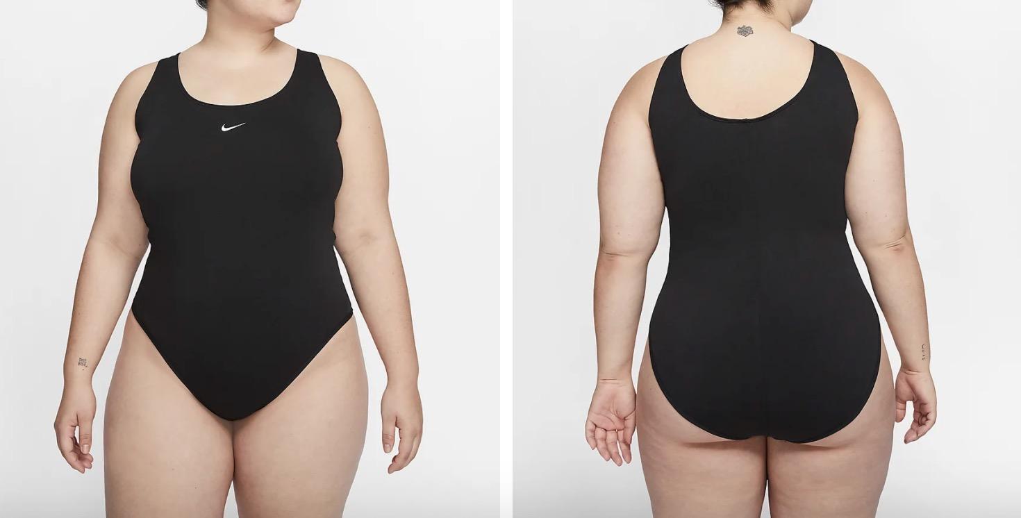 Nike Bodysuit Black (Plus)