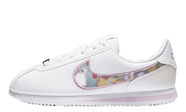 Instalar en pc mucho solapa  Nike Cortez SE Floral Swoosh White | Where To Buy | CN8145-100 | The Sole  Womens