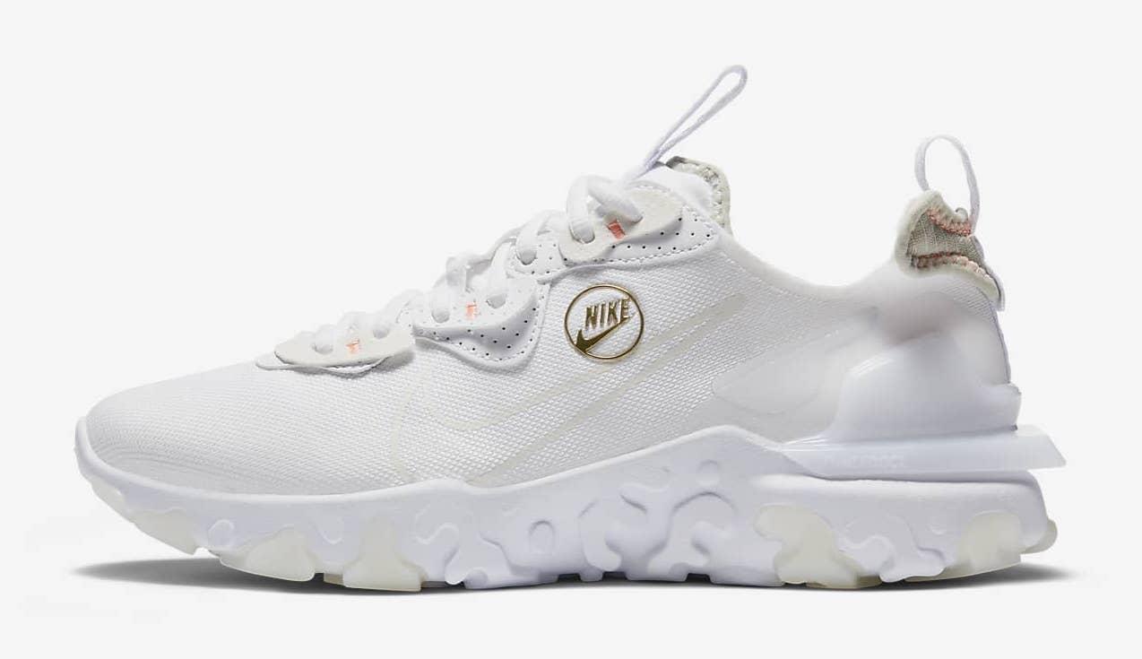Nike React Vision 55 White Atomic Pink
