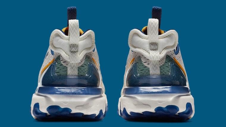 Nike React Vision Light Orewood Brown Back thumbnail image