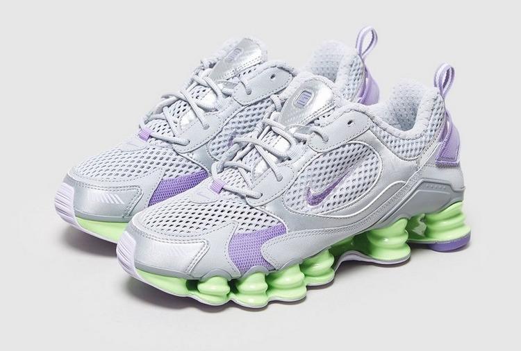 Nike Shox Nova TL Grey Green