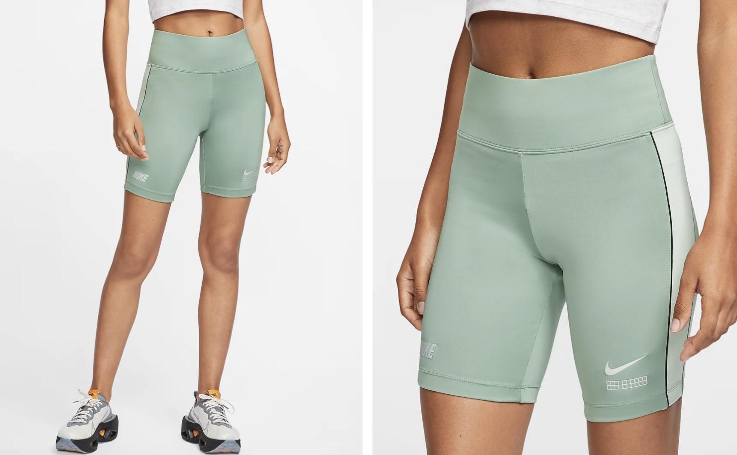 Nike Sportswear DNA Shorts Green