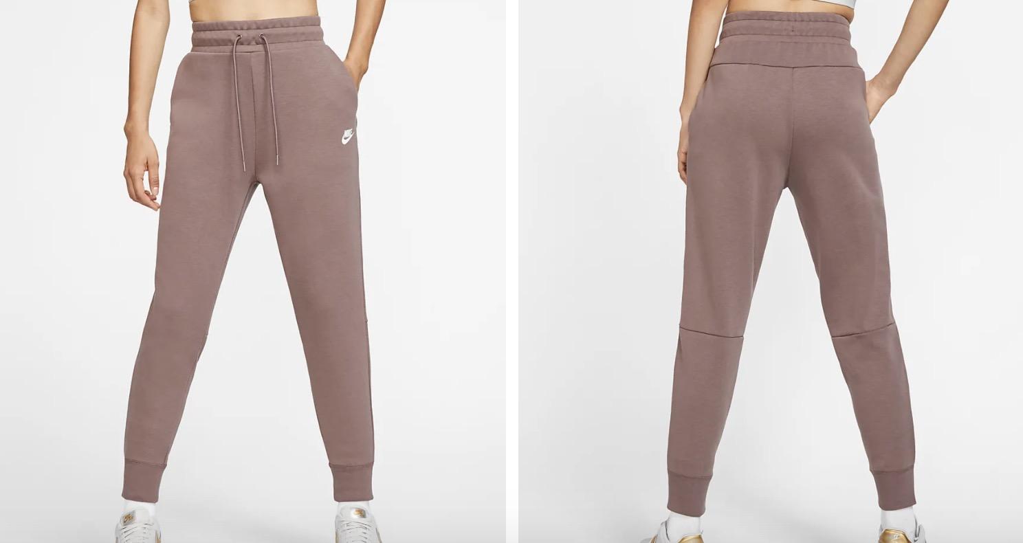 Nike Sportswear Fleece Plum Eclipse