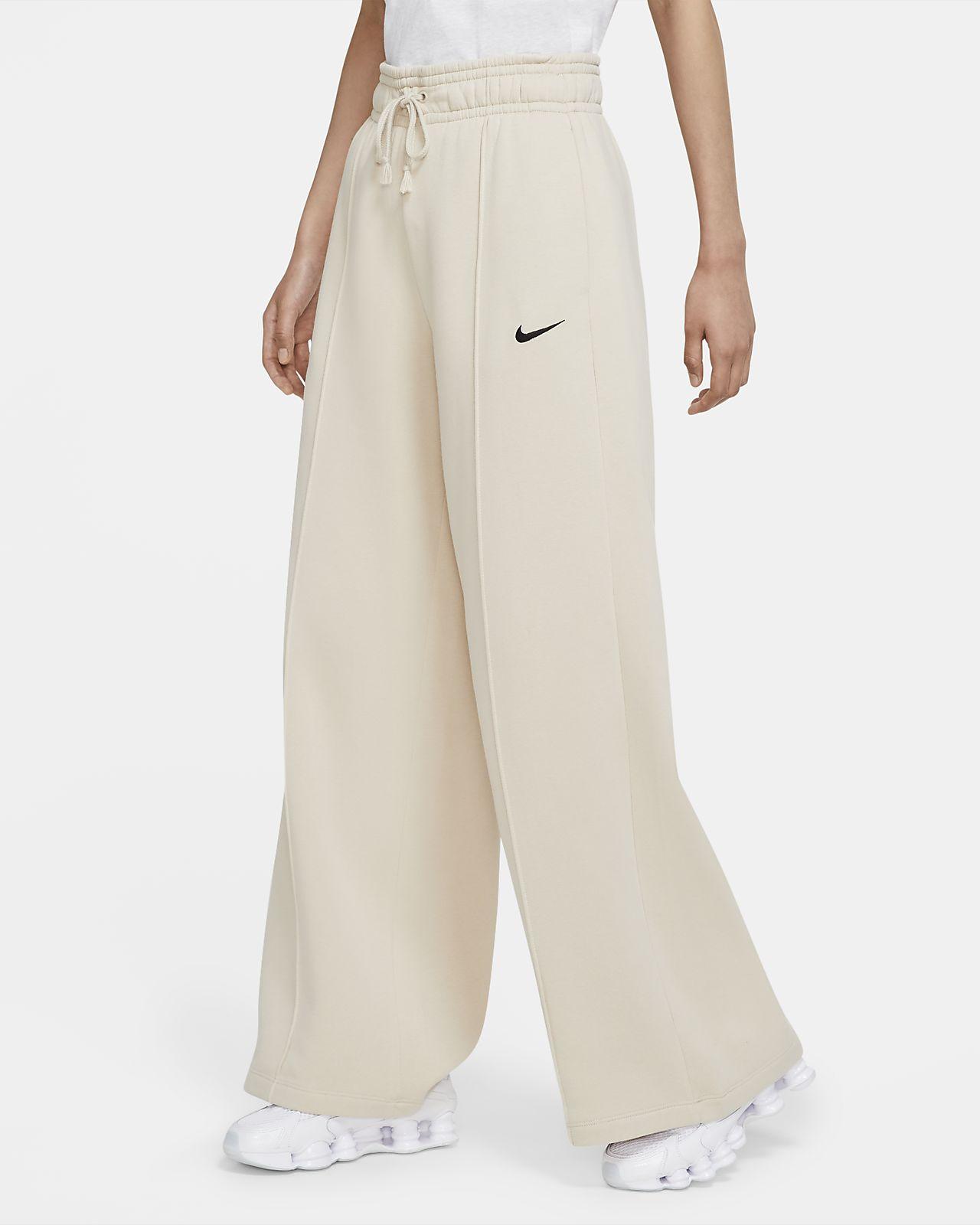 Nike Sportswear Trend Trousers Cream