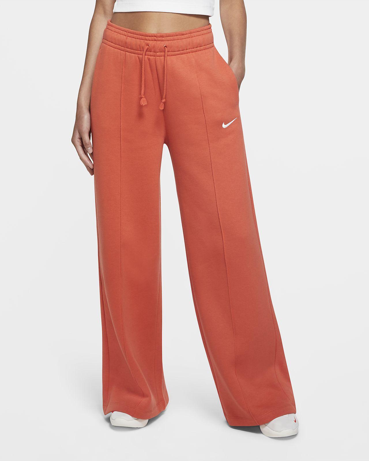 Nike Sportswear Trend Trousers Orange