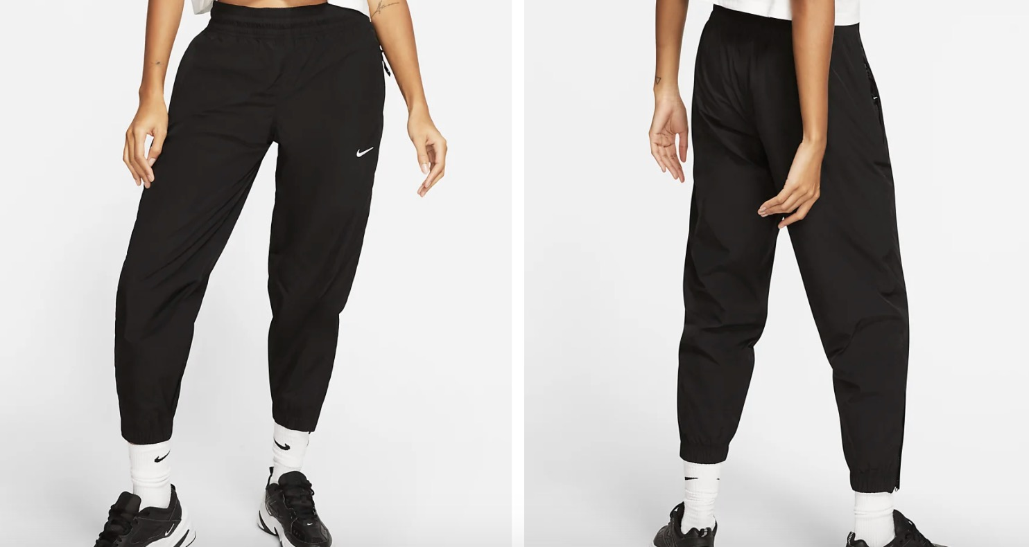 Nike Tracksuit Bottoms Black |