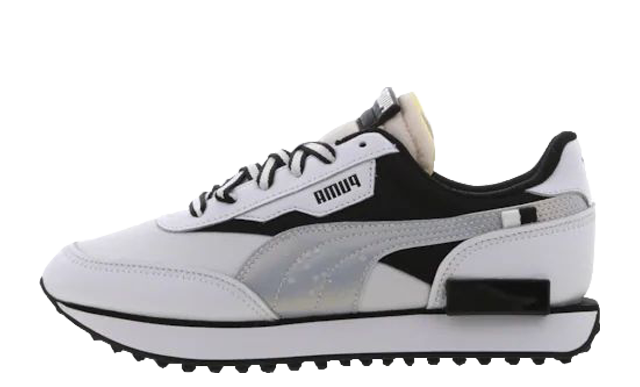 Puma Future Rider White Black