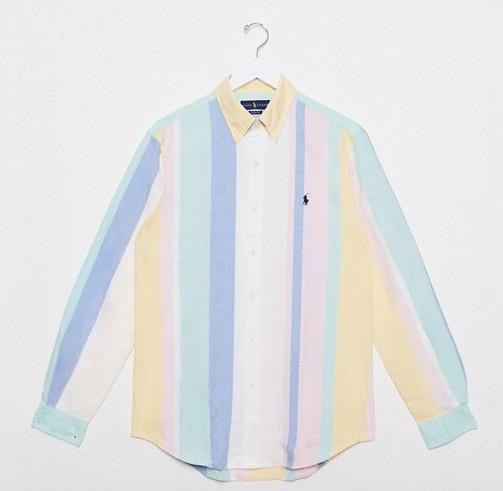 Ralph Lauren x ASOS Exclusive Shirt Pastel