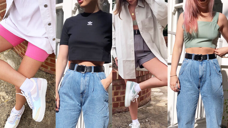 The Wardrobe Update - Buying Eachothers Clothes