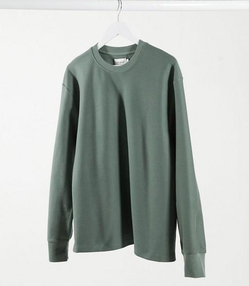 Topman sweatshirts Green