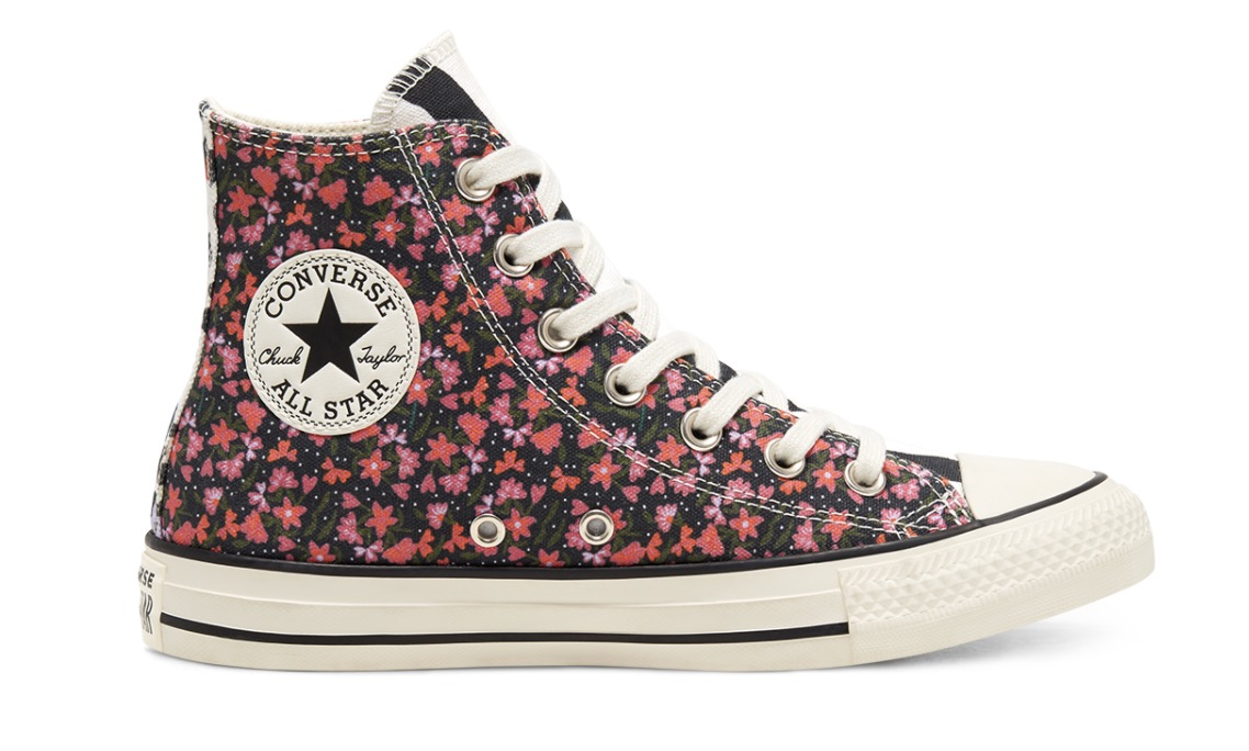 Twisted Summer Chuck Taylor All Star High Top