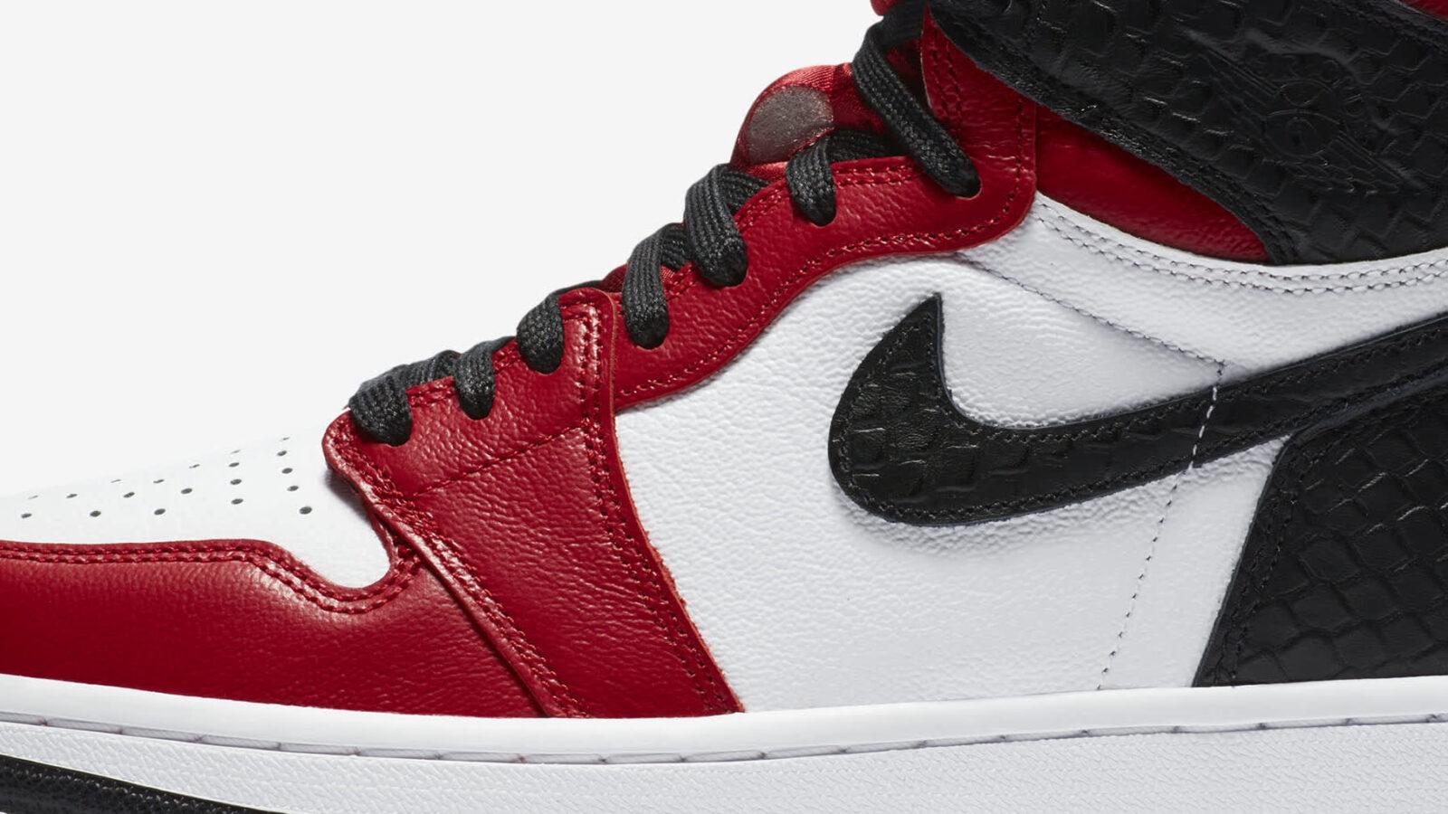 Womens Air Jordan 1 High OG Snake