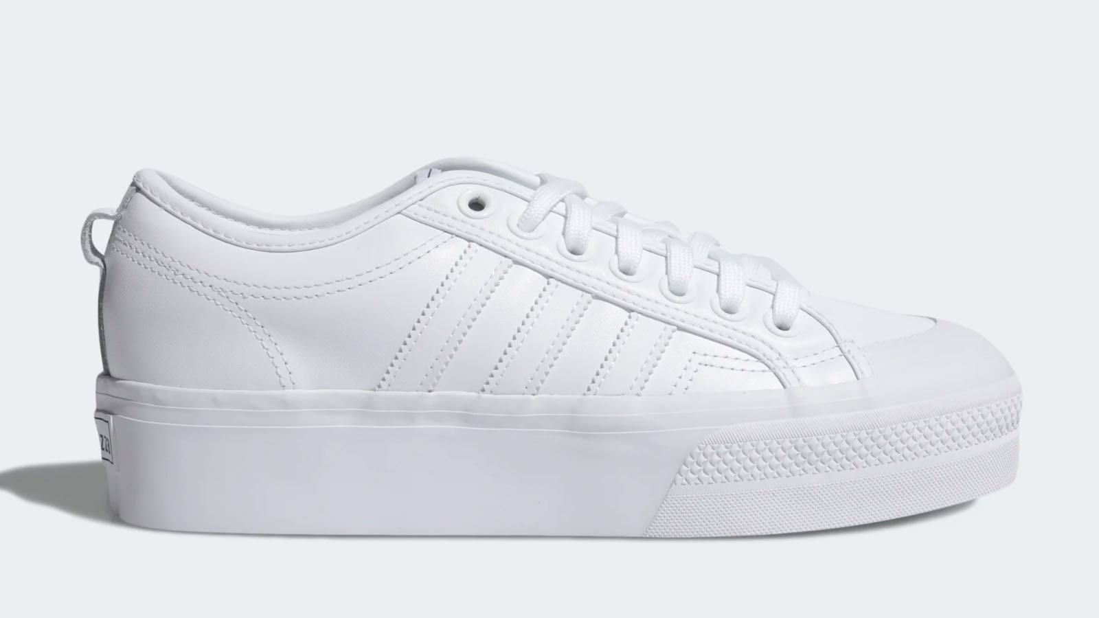 adidas Nizza platform shoes