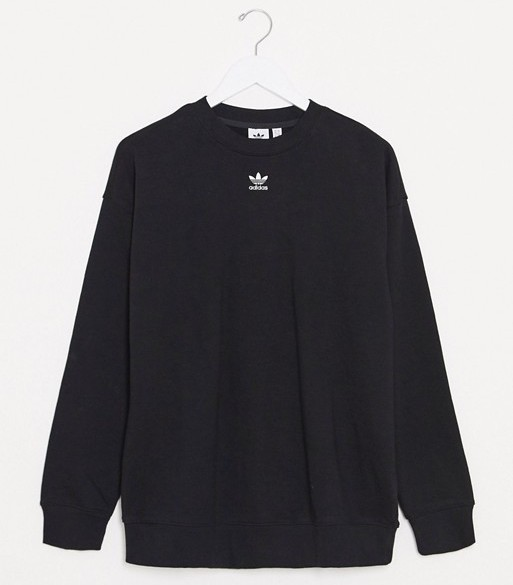 adidas Originals Essentials Sweatshirt Black