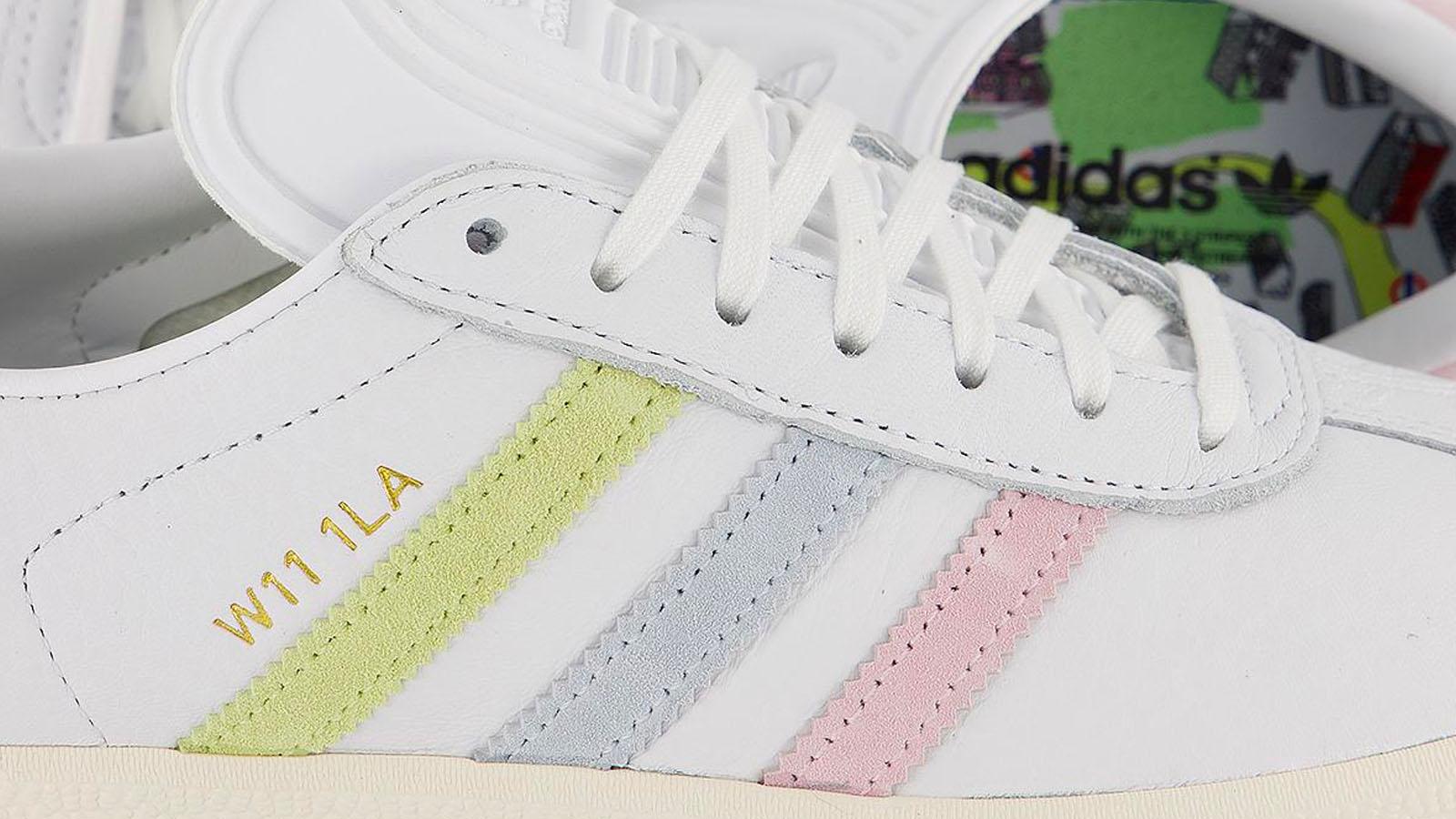 adidas Gazelle 'Clear Pink