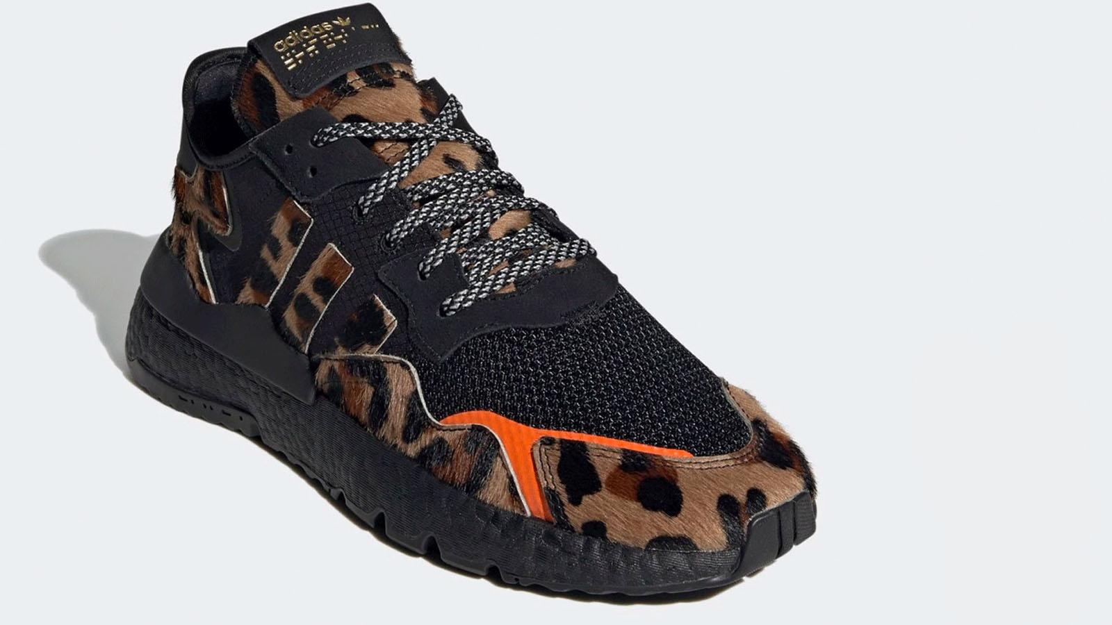 adidas leopard nite jogger