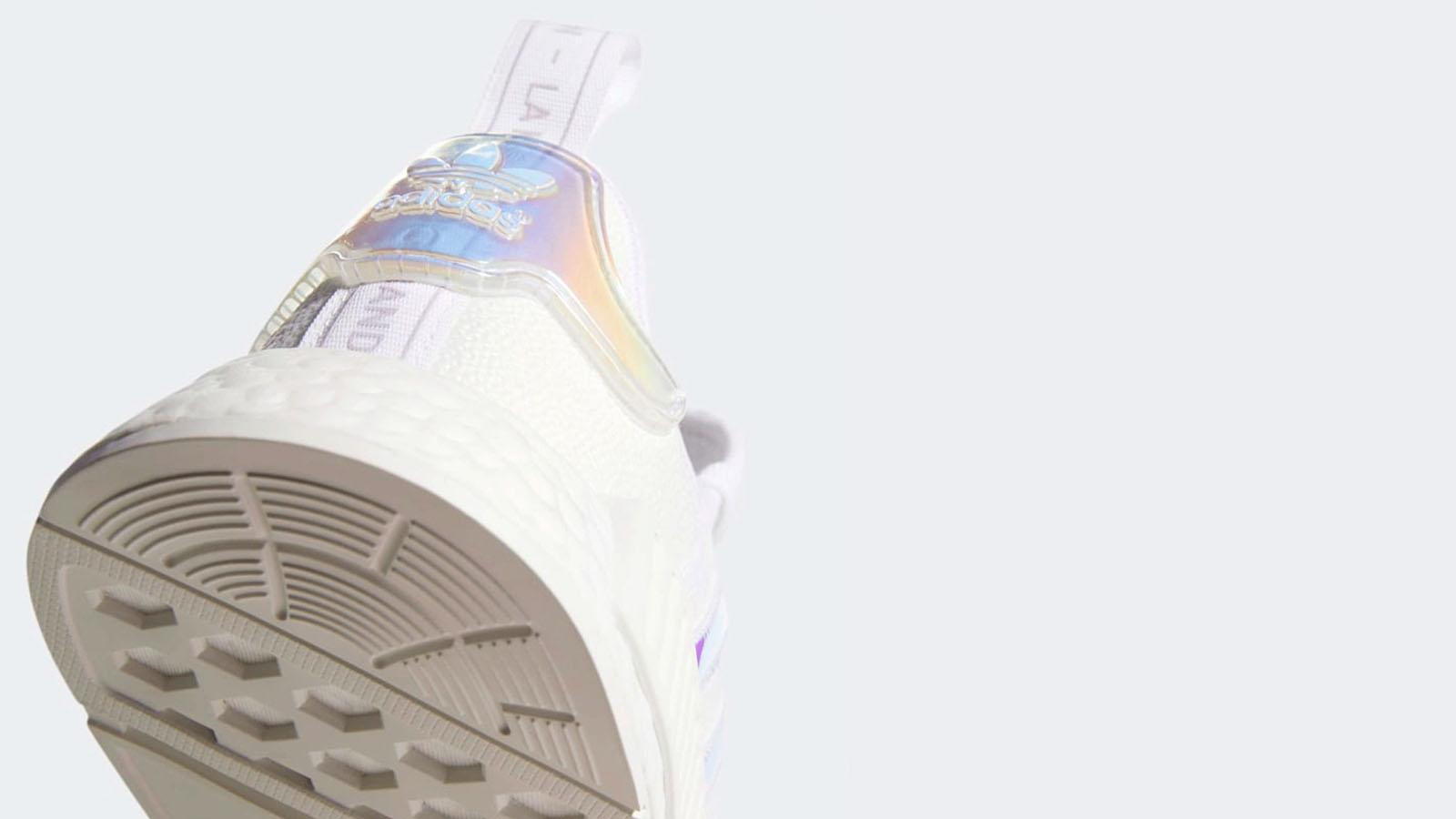 adidas nmd r1 heel shot