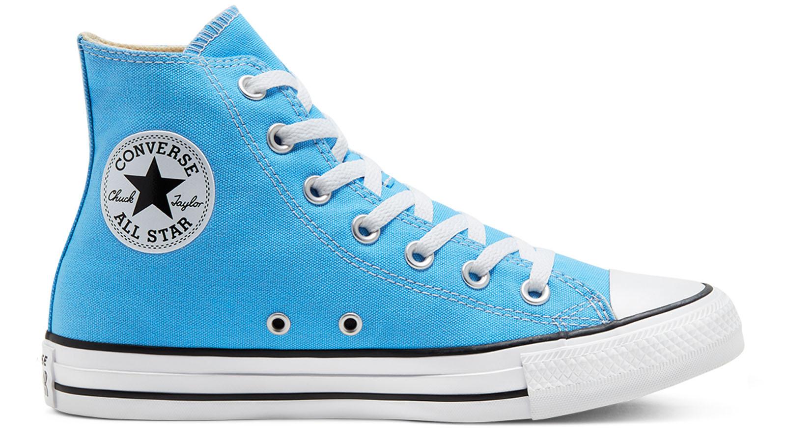 converse high top blue