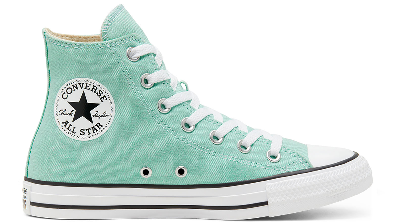 converse high top green
