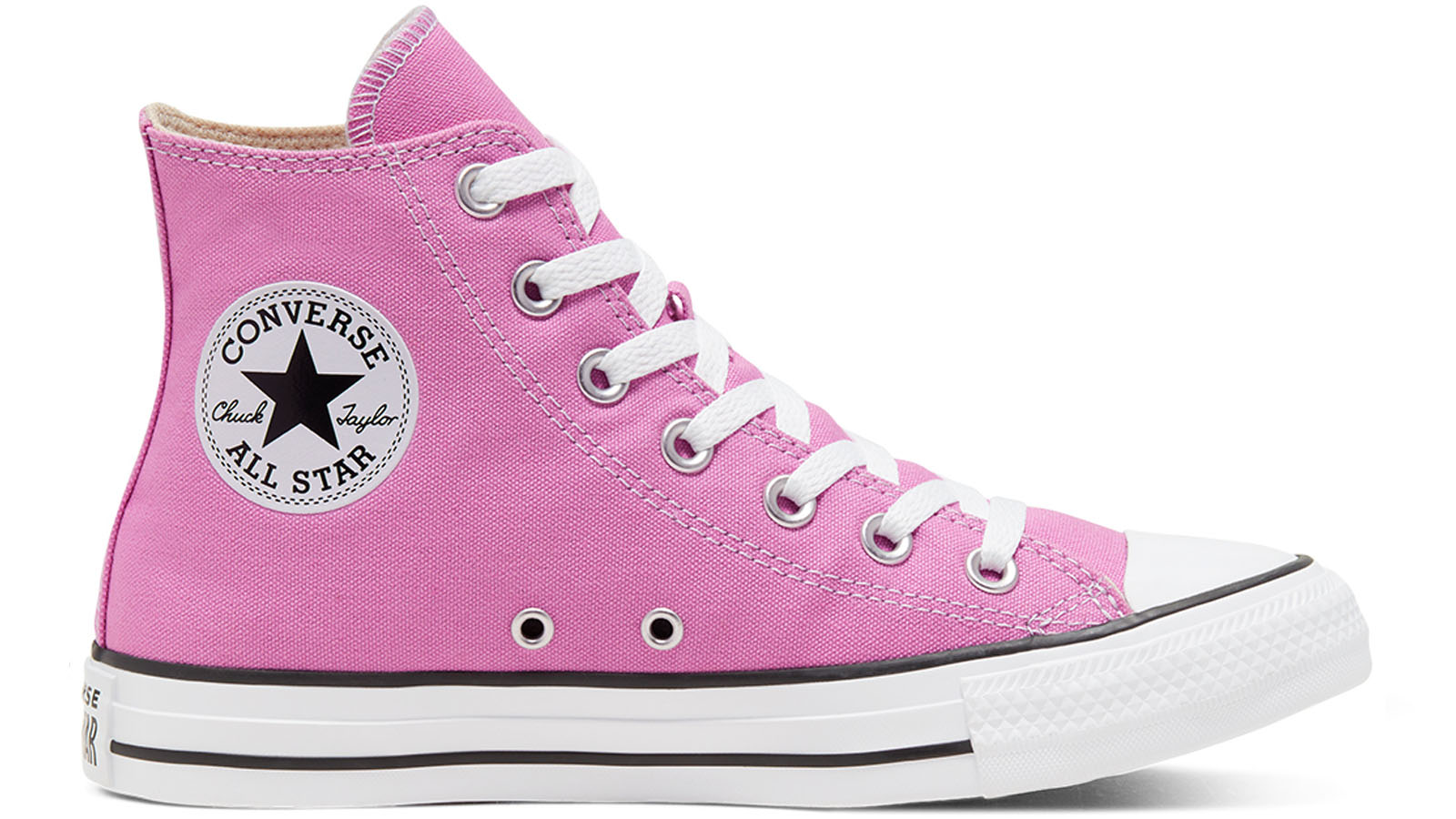 converse high top pink