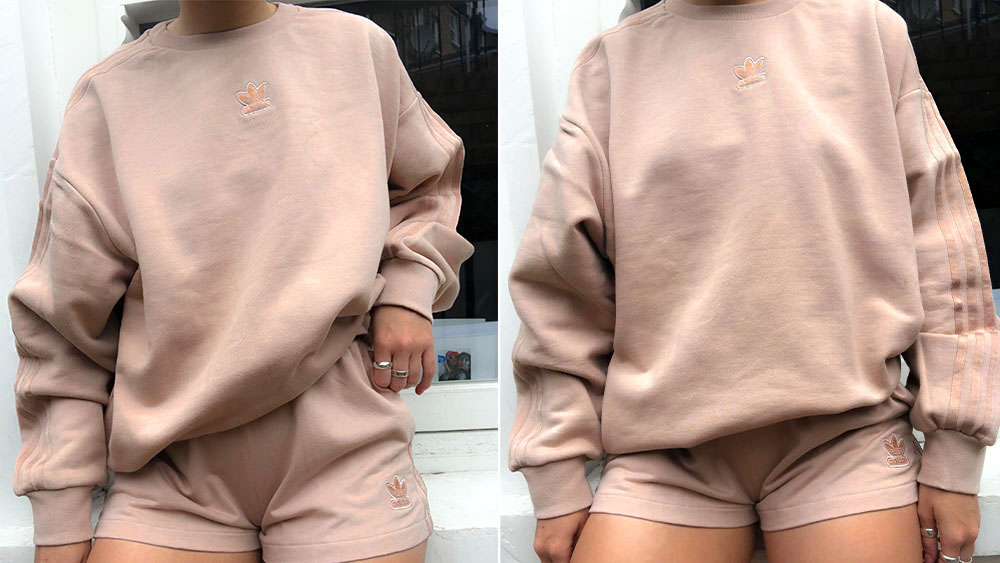 cosy sweatshirts to style with your sneakers