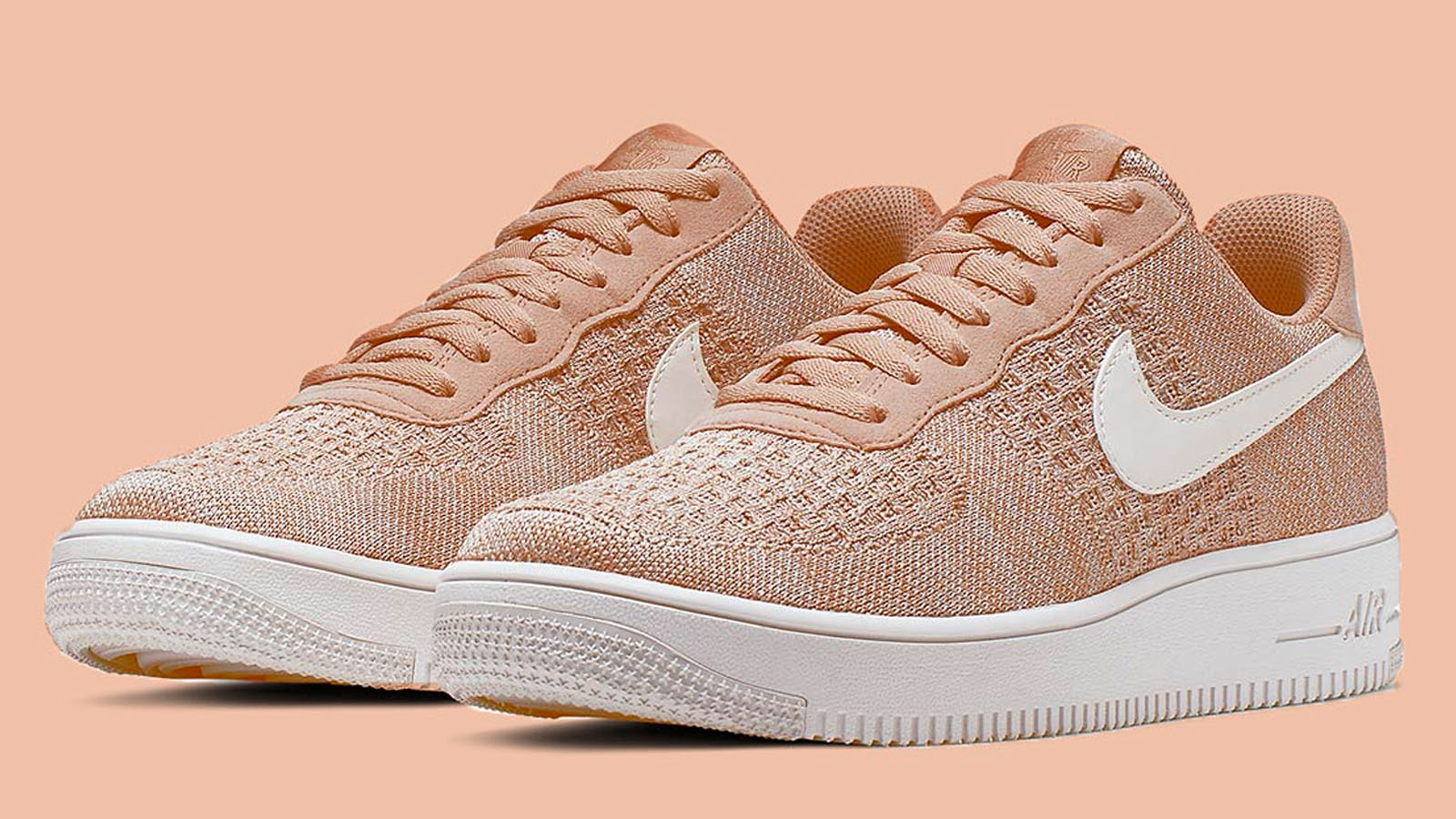 The Nike Air Force 1 Flyknit 2.0 Should