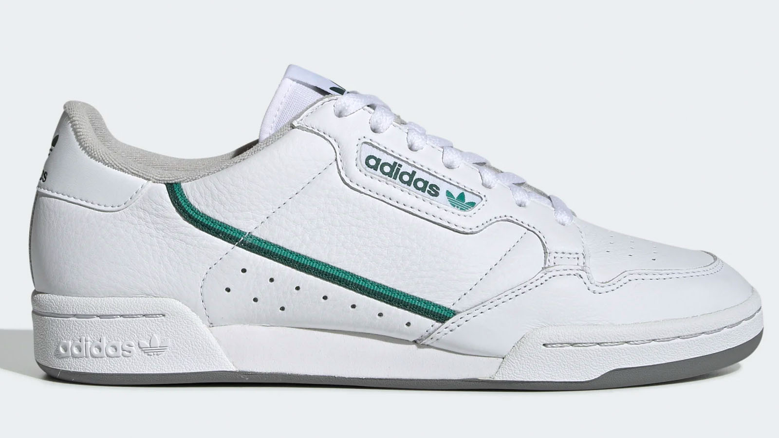 green cintinental 80 adidas