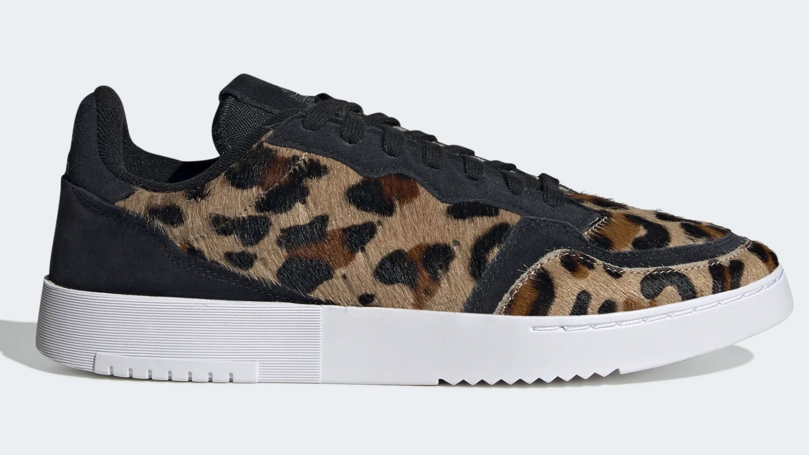 leopard supercourt shoes