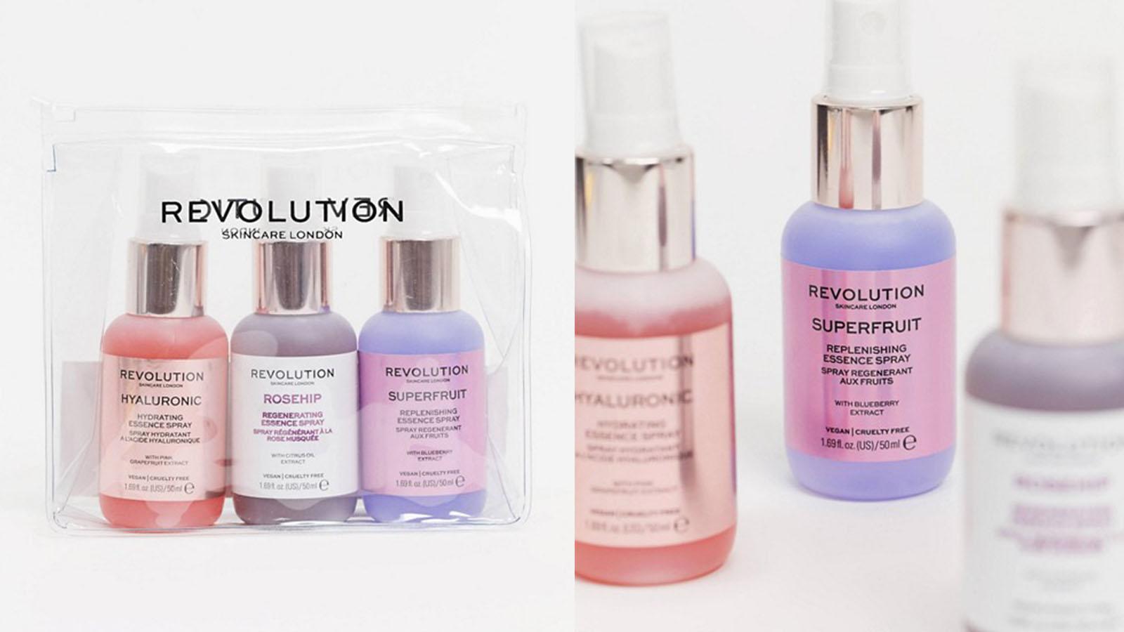 revolution mini sprays